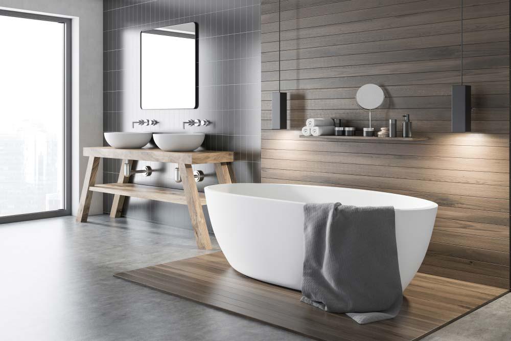 2 Simple Ways to Make a Bathtub