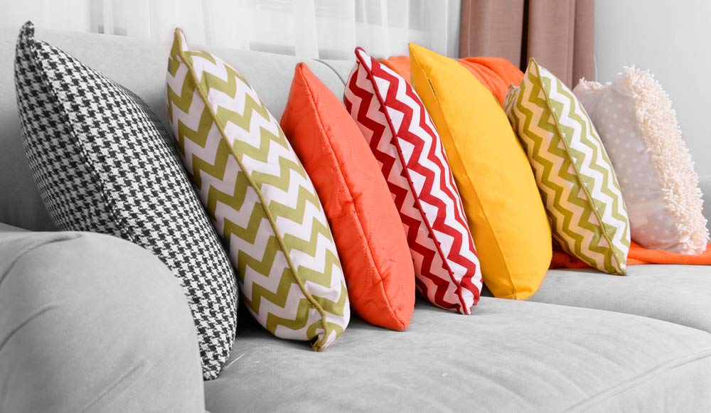 how to dispose of old pillows