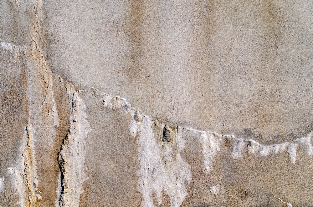 How To Remove Efflorescence From Concrete Block Walls In 5 Steps