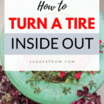 How To Turn a Tire Inside Out